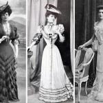 Мода 1900-х: история, особенности, фото
