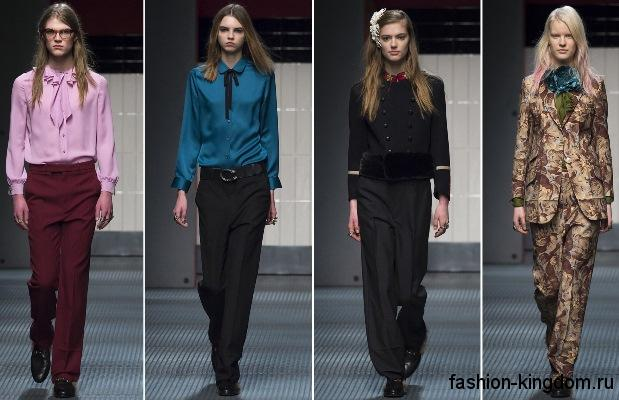 С чем носить классические брюки: модные советы и фото-идеи