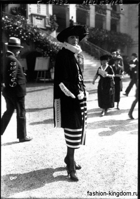 Модная обувь и аксессуары в женском гардеробе 1910-х