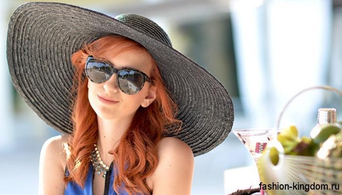 c613518caef5 Модные летние шляпы: с чем носить, 30 фото | Fashion-Kingdom