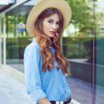Модные джинсовые рубашки – 45 фото, куда и с чем носить