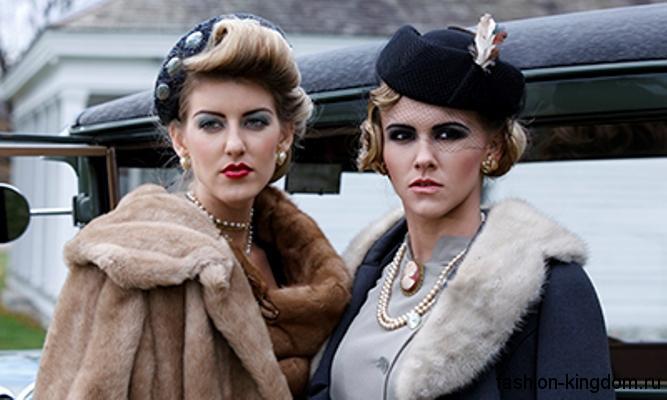 История моды и стиля 1930 на фото