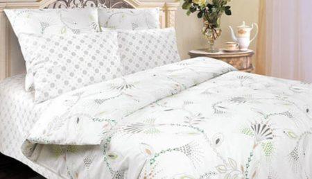 Стиль романтики в интерьере спальни