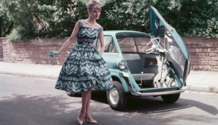 Платья в стиле ретро - фото стильных образов