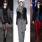 С чем носить дубленку-косуху: советы стилиста Salery.ru
