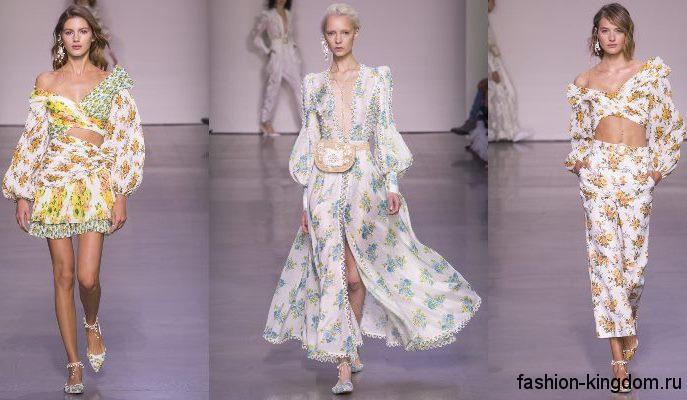 1980d991210 Модные тенденции в одежде весна-лето 2018